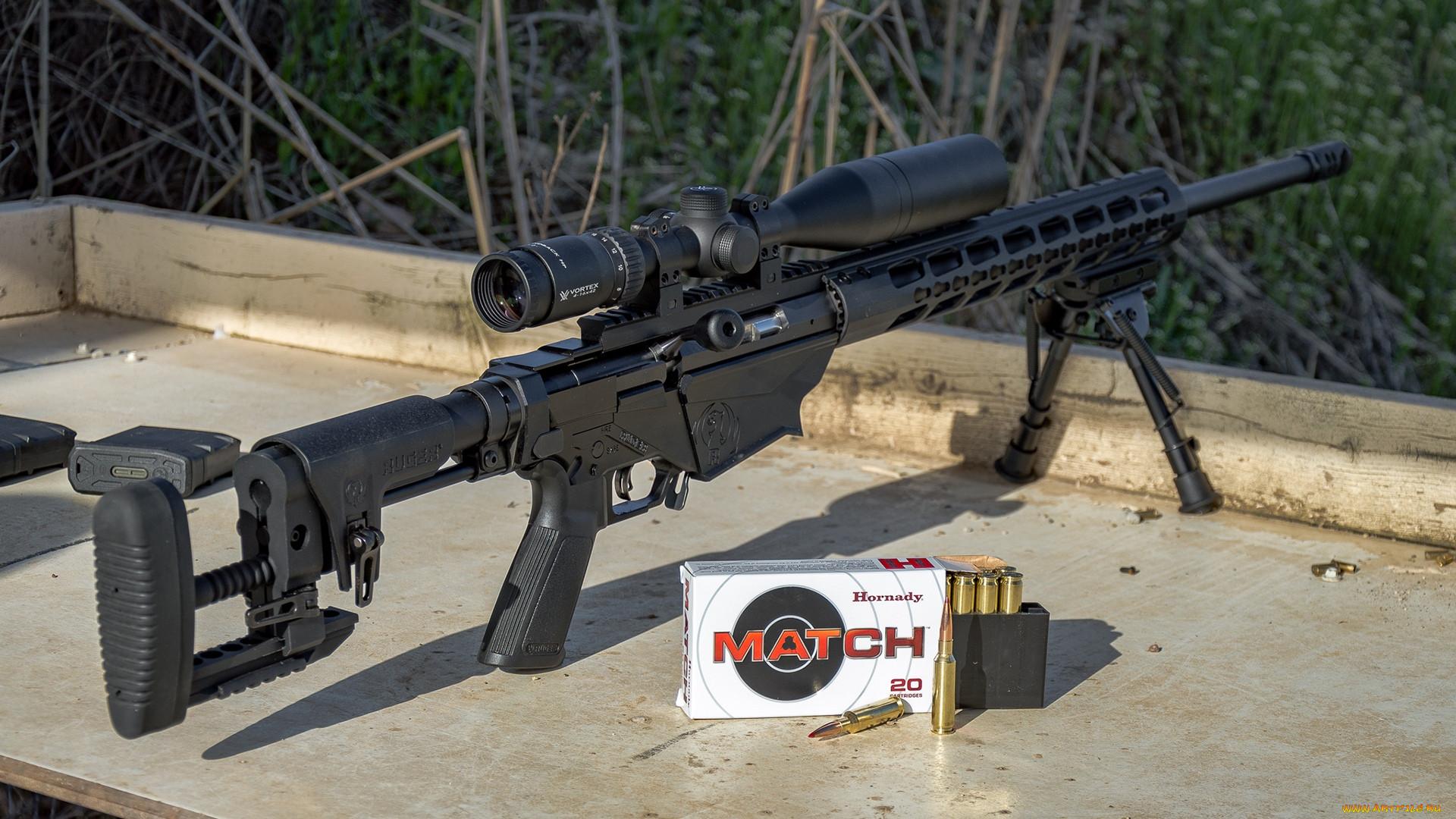оружие, снайперская винтовка, ruger, precision, rifle, rpr